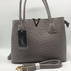 Designer Satchel Tote Bag Shoulder